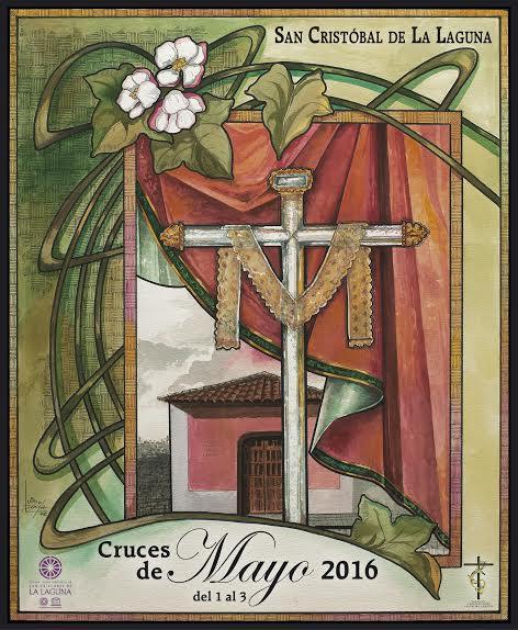 Cartel Cruces de Mayo 2016